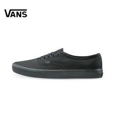 Vans Sepatu Wanita Ringan Sepatu Pria (Hitam)