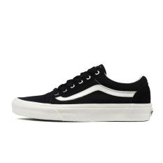 Vans vn0a38g1os3 hitam untuk pria dan wanita kasual sepatu skateboard (Hitam)