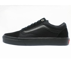 Vans/Old Skool Pro Blac Skate Summer black men board shoes casual shoes canvas shoes