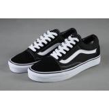 Toko Vans Unisex Old Skool Skate Sepatu Hitam Intl Online
