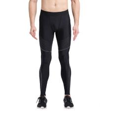 Jual Vansydical Pria Kompresi Celana Colorful Dicetak Legging Fitness Celana Elastisitas Tinggi Cepat Kering Yoga Celana Sport Celana Hitam Grey Baru