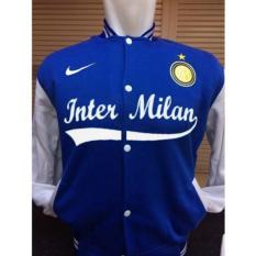 Spesifikasi Varsity Jacket Football I 835P Jaket Baseball Inter Milan Kombinasi Terbaru