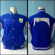 Beli Varsity Jacket Persib S 830P Si Maung Bandung Juara Pangeran Biru Pakai Kartu Kredit