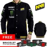 Varsity Navi Black 2018 Apparel Gaming Store Diskon 50