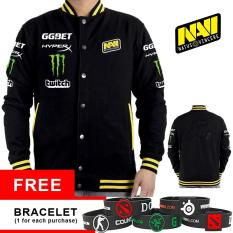 Jual Varsity Navi Black 2018 Apparel Gaming Store