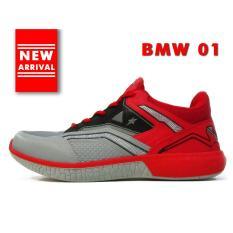 Perbandingan Harga Vegaz Sepatu Sneakers Pria Pro Att New Arrival Bmw 01 Pro Att Di Jawa Timur
