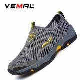 Daftar Harga Vemal Mesh Athletic Shape Sejuk Santai Hiking Sepatu Abu Abu Intl Vemal
