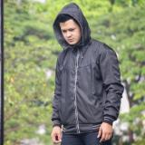 Review Pada Verboten Jaket Pria Bolak Balik Mens Jacket Double Layer Hoodie Premium Mayer And Fleece Black