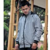 Harga Verboten Jaket Pria Bolak Balik Mens Jacket Double Layer Hoodie Premium Mayer And Fleece Grey Terbaru