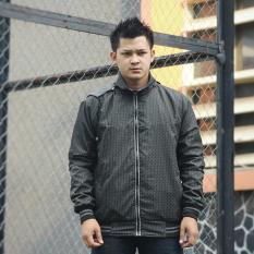 Verboten Jaket Pria Bolak Balik Mens Jacket Double Layer Hoodie Premium Mayer And Fleece Motif Verboten Diskon