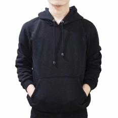 VERICHI - Jaket Sweater Hoodie Pria Jumper Polos Bahan Fleece 9e2de06bb7