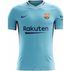 VERICHI - Jersey Bola Replica Shirt Jersey Away Barcelona Ukuran S M L XL Elegan Murah