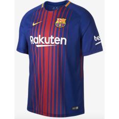 VERICHI -  Jersey Bola Replica Shirt Jersey Home 2017/2018 - 2018/2019 Barcelona Ukuran S M L XL  Elegant Murah