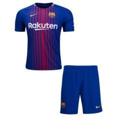 Spesifikasi Verichi Setelan Jersey Bola Replica Shirt Jersey Barcelona Ukuran S M L Xl Elegant Murah Bagus