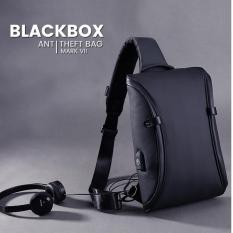 Dimana Beli Vernyx Mens Anti Theft Bag Tas Selempang Pria Anti Maling Mark Vii The Blackbox Tsj397 Vernyx