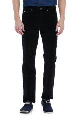 Jual Versens Exclusive Jeans Vs231 B 1 1 Regular Fit Non Denim Corduroy Stretch Hitam Antik