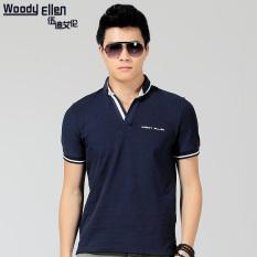 Review Versi Korea Dari Katun Lengan Pendek Baru T Shirt Borland Oem