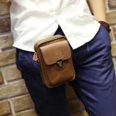 Harga Versi Korea Dari Mini Bag Paket Telepon Kopi Warna Tas Tas Pria Tas Selempang Pria