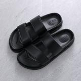 Jual Sendal Pantai Sendal Korea Fashion Style Non Slip Kamar Mandi Ruang Hitam Sepatu Wanita Sandal Wanita Tiongkok Murah