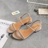 Harga Sandal Summer Baru Dengan Sepatu Romawi Korea Fashion Style Perempuan Beige Sepatu Wanita Sendal Wanita Lengkap
