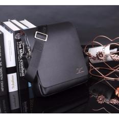 Harga Vertical Kangaroo Kingdom Mesenger Bag Size M Tas Selempang Pria Ck 03Bl Black Kangaroo Kingdom Online