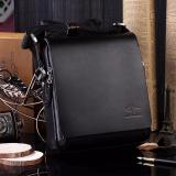 Beli Vertical Kangaroo Kingdom Mesenger Bag Size Xl Tas Selempang Pria Ck 01Bl Black Cicil