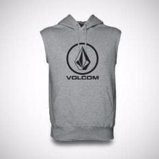 Vest Hoodie Volcom  - One Tshirt Diskon