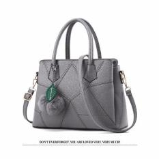 Toko Vicria Tas Branded Wanita Korean High Quality Bag Style Grey Online