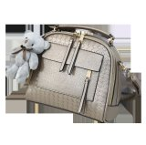 Diskon Vicria Tas Branded Wanita Limited Edition High Quality Pu Leather Korean Bag Style Emas Riau Islands