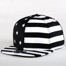 Spesifikasi Topi Bisbol Hip Hop Topi Pinggiran Flat Bendera Nasional Sebagai Topi Baru Fesyen Pria Kemenangan Hitam Intl Yang Bagus Dan Murah