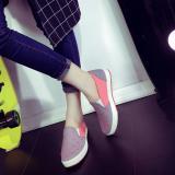 Ulasan Mengenai Kemenangan Old Beijing Pola Baru Motion Run Waktu Luang Sepatu Wanita Abu Abu 8001 Intl