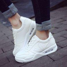 Jual Kemenangan Wanita Sepatu Lari Bernapas Sepatu Olahraga Fashion Leisure Sports Casual Walking Shoes Putih Intl Oem Asli