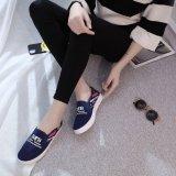 Harga Kemenangan Wanita Fashion Sepatu Datar Sepatu Lari Berjalan Sepatu Kasual Siswa Sepatu Biru Intl Oem Original