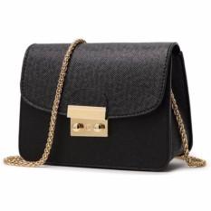Harga Vienna Linz Tas Selempang Messenger Wanita Niesa Handbag Formal Casual S4270 Black