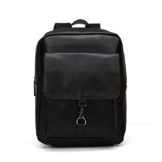 Cuci Gudang Vintage Fashion Pria Tas Kasual Asli Kulit Kuda Tas Laptop Ransel Remaja Tas Ransel Pemuda Ransel Tas Travel Kopi Intl