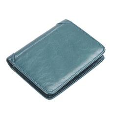 Spesifikasi Vintage Dompet Kulit Dompet Pendek Untuk Pria Intl Online