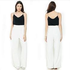 Toko Vip By Lapetiteladyy Celana Kulot Panjang Putih Long Culottes Pants White Online