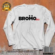 Virgoshop Carvioland Tshirt Gildan White BROMO Best Quality NEW ERA