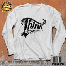 Virgoshop Carvioland Tshirt Gildan White THINK NEW ERA Best Quality