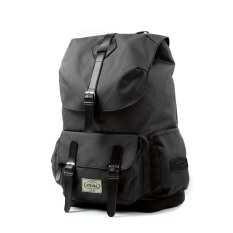 Visval Tas Ransel Laptop Backpack Abigail - Black