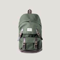 Visval Tas Ransel Laptop Backpack Balance - Forest