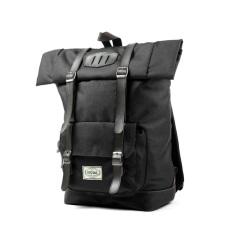 Visval Tas Ransel Laptop Backpack Grande - Black