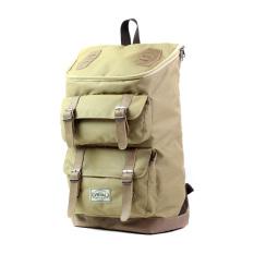 Pusat Jual Beli Visval Tas Ransel Laptop Backpack Majestic Khaki Jawa Barat
