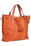 Viyar Hazel Hand Bag Orange Viyar Diskon 50