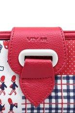 Beli Viyar Morinda Wallet Merah Terbaru