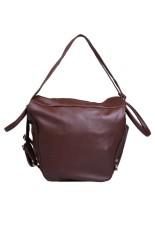 Review Viyar Plum Backpack Dark Brown Di Jawa Barat
