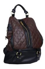 Diskon Viyar Rose Backpack Cokelat Tua Viyar