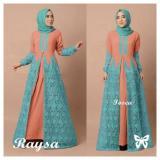 Spesifikasi Vlyapriskila Ss Hijab Raysa Gamis Brukat Baju Muslim Fashion Wanita Pasmina Paling Bagus