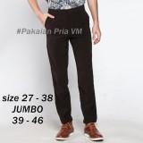 Spesifikasi Vm Celana Jumbo Big Size Celana Panjang Celana Kerja Xxxl Yang Bagus Dan Murah