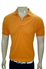 Toko Vm Kaos Polos Polo Shirt Oranye Yang Bisa Kredit